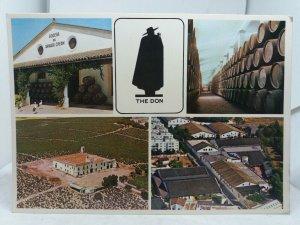 Vintage Postcard Hotel Castell de Mar Cala Millor Mallorca  Spain