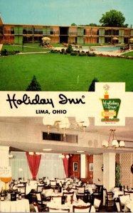 Ohio Lima Holiday Inn 1966