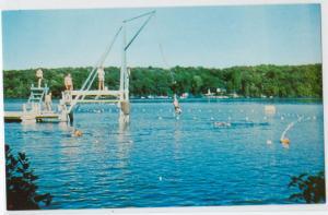 Camp Alhtaha, Fairview Lake, Stillwater NJ