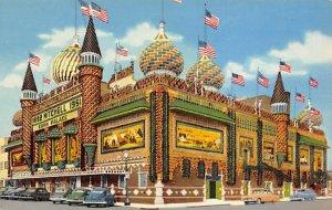 World's only corn Palace Mitchell SD