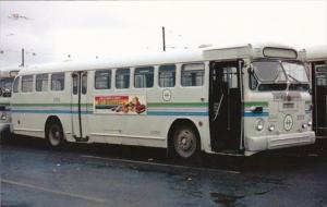 BCH-3393 British Columbia Hydro Transit Bus At Oakridge Transit Center