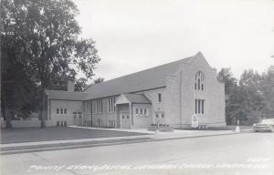 RP: WAUPACA, Wisconsin , 40-50s; Trinity Evangelical Lutheran Church
