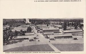 COLUMBIA, South Carolina, 1900-1910´s; U.S. National Army Cantonment, Camp J...