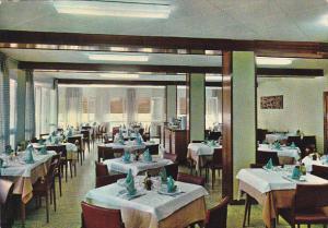 Hotel Nuria Dining Room Tarragona Spain