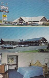 Wallis Restaurant & Motorlodge East Burton Michigan