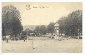 SENS, France, 00-10s   Le Tapis Vert