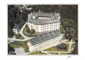 Innsbruck Schloss Ambras Tirol Castle Air view Chateau