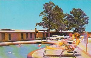 Arkansa Hot Spring Anthony Island Motel With Pool
