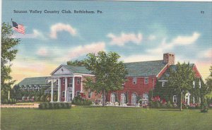 Pennsylvania Bethlehem Suacon Valley Country Club
