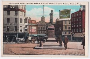 John Adams Square, Boston MA