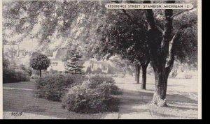 Michigan Standish Residence Street Dexter Press Archives