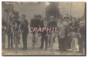 PHOTO CARD Velo Cycle Cycling