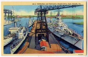 Battleships & Destroyers, Norfolk VA