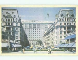 Pre-1980 DENNIS HOTEL Atlantic City New Jersey NJ HQ1297