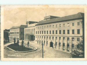old rppc NICE VIEW Eisenstadt - Kismarton - Burgenland Austria i2295