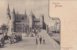 ANVERS, Belgium, 1900-1910's; Musee Steen