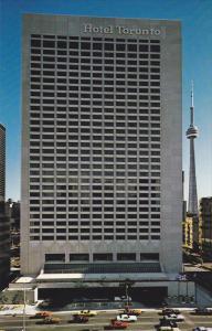 Hotel Toronto , TORONTO , Ontario , Canada , 50-60s #2