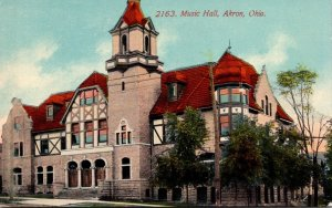 Ohio Akron Music Hall