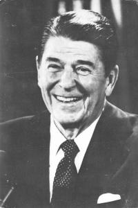 Ronal Reagan -