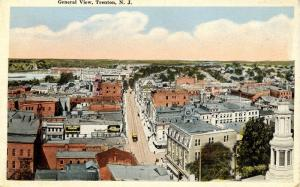 NJ - Trenton. General View