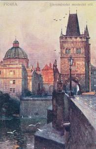 Czech R. artist Jaroslav Setelik Prague Praha Prag