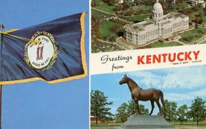 KY - Greetings from Kentucky (Multi-View)