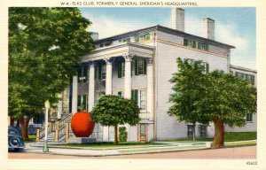 VA - Winchester. Elks Club, Formerly Gen. Sheridan's Headquarters