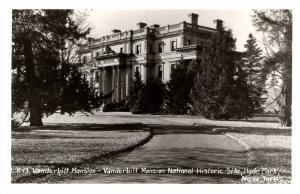 New York   Hyde  Park , Vanderbilt Mansion