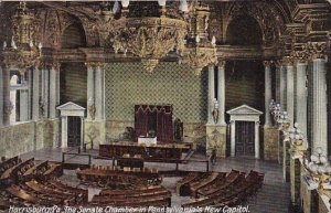 The Senate Chamber In Pennsyivanias New Capitol Harrisburg Pennsylvania