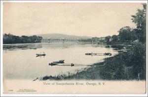 Susquehanna River, Owego NY