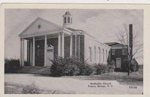 North Carolina Fuquay Spring Methodist Church