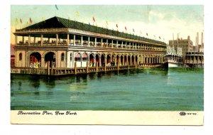 NY - New York City. Recreation Pier
