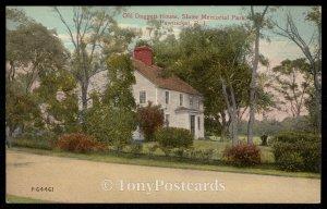 Old Daggett House, Slater Memorial Park