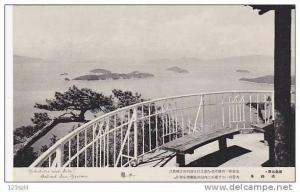 Japan Takamatsu Yashima - Yukakutei and Seta inland sea , 30-40s