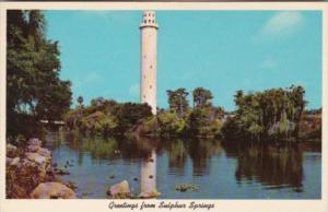 Florida Tampa Sulphur Springs Water Tower