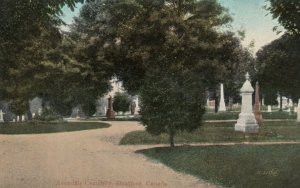 STRATFORD , Ontario , Canada , 00-10s ; Avondale Cemetery
