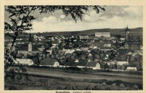 Czech Republic Domažlice celkový pohled 05.13
