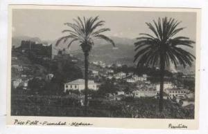 RP MADEIRA, Portugal, 1910-30s Town of Pico Forte-Funchal