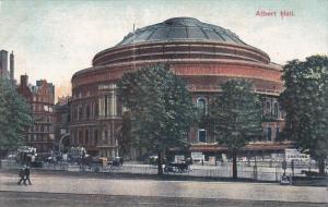 LONDON, England, United Kingdom; Albert Hall, 00-10s