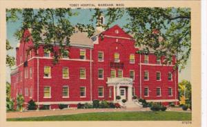 Massachusetts Wareham Toby Hospital