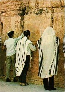 CPM Jerusalem Western Wall ISRAEL (781561)
