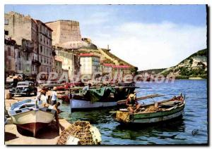 Postcard Modern Bonifacio Quays