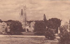 Scarritt College, Belle Bennett Memorial, NASHVILLE, Tennessee, 1900-1910s