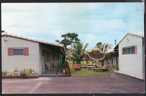 Florida Trade Winds Apartments 2734 Johnson Street HOLLYWOOD Chrome 1950s-1970s