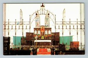 Barbados W Indies- Caribbean, St John's Parish Church, Chrome Postcard