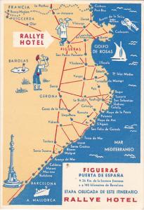 Rallye Hotel Figueras Gerona Spain