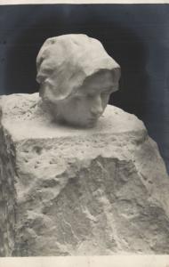 CPA Musée du Luxembourg A. RODIN - La Pensée (307756)