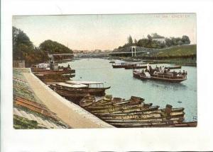 Bridge, The Dee, Chester (Cheshire), England, UK, 00-10s
