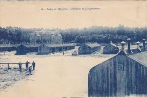 France Camp de Bitche L'Hopital et Baraquements