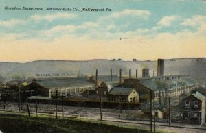 McKEESPORT , Pennsylvania, 1900-10s; S Department , National Tube Co.